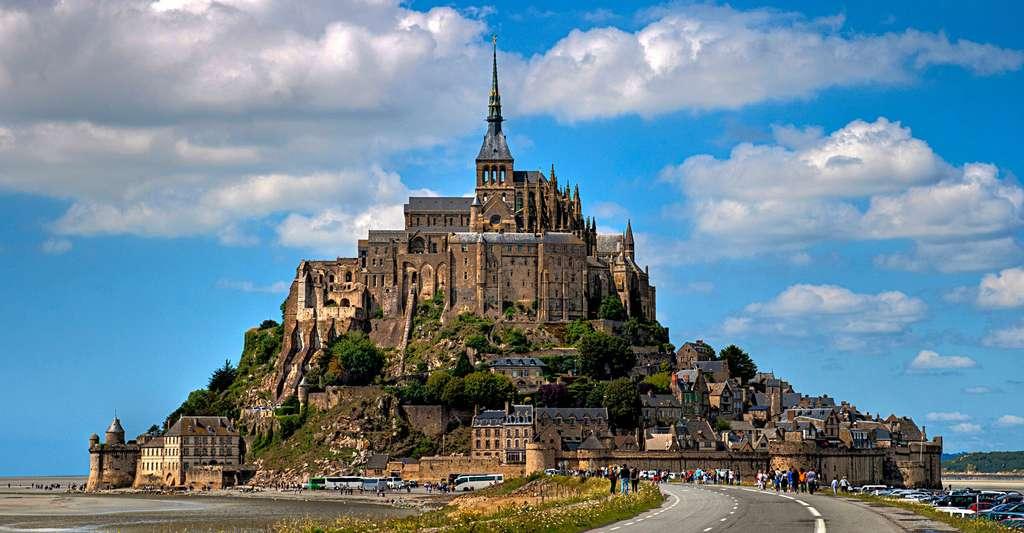 Mont Saint Michel Porte de la Bretagne