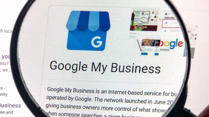 Supprimer fiche Google My Business