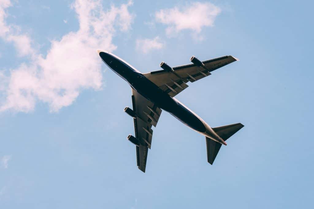 Les voyages en avions