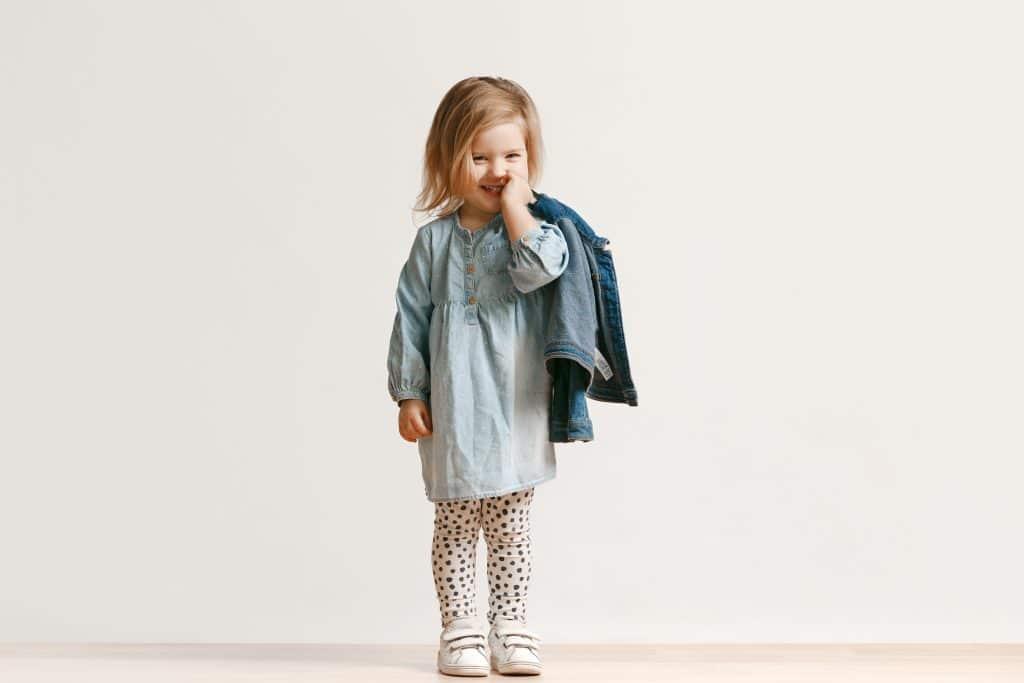 styles de robes pour petite fille